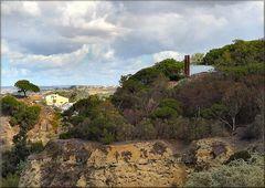 Panoramica  sul belvedere.