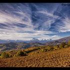 panoramica sul GRAN SASSO
