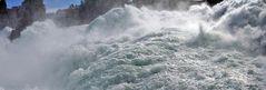 Panoversuch, was bei tosendem Wasser eigentlich nicht geht