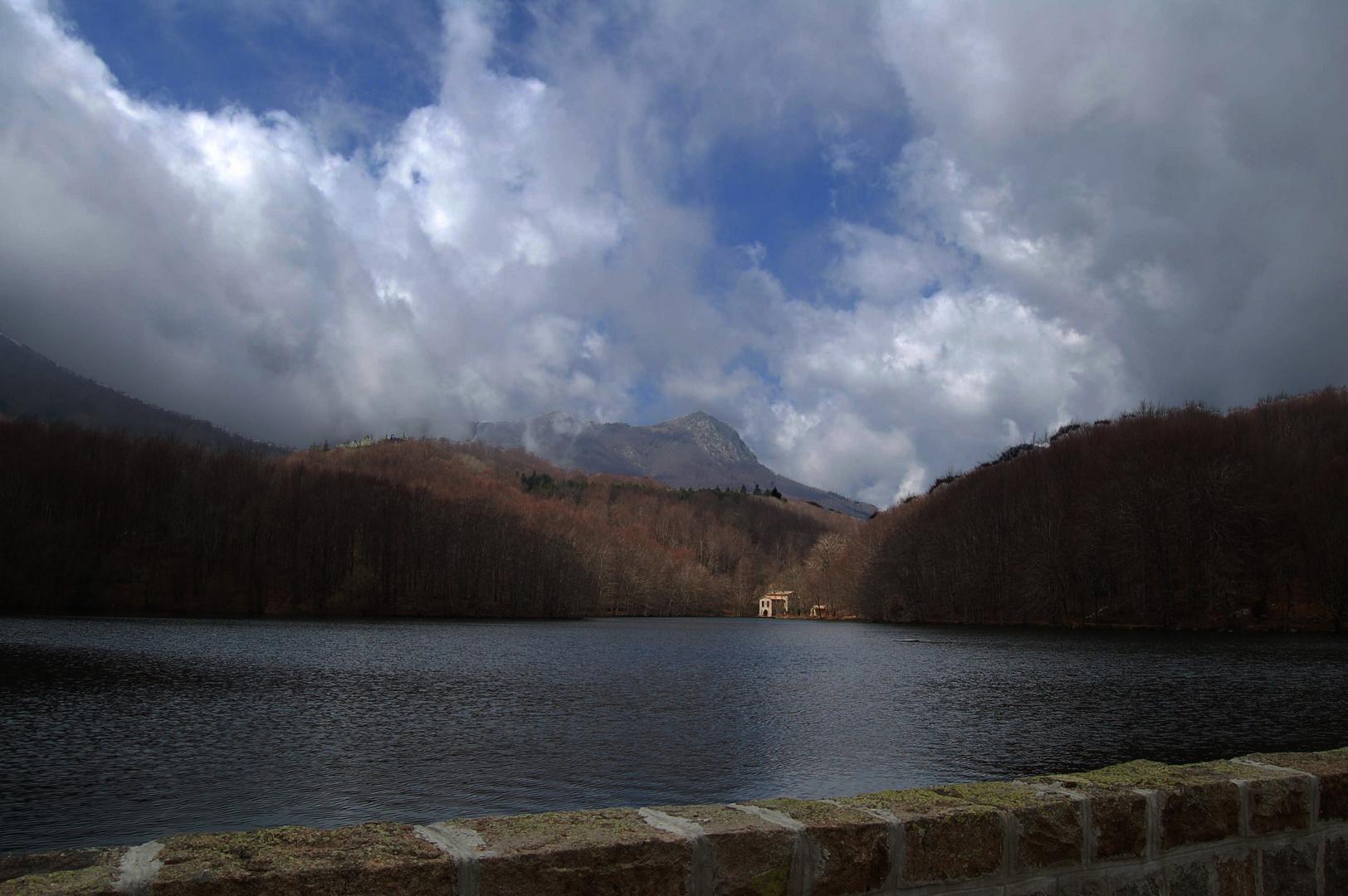 Pantano de Santa Fe del Montseny