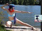 Panty & Stocking @ Daten Beach – Stocking's sword
