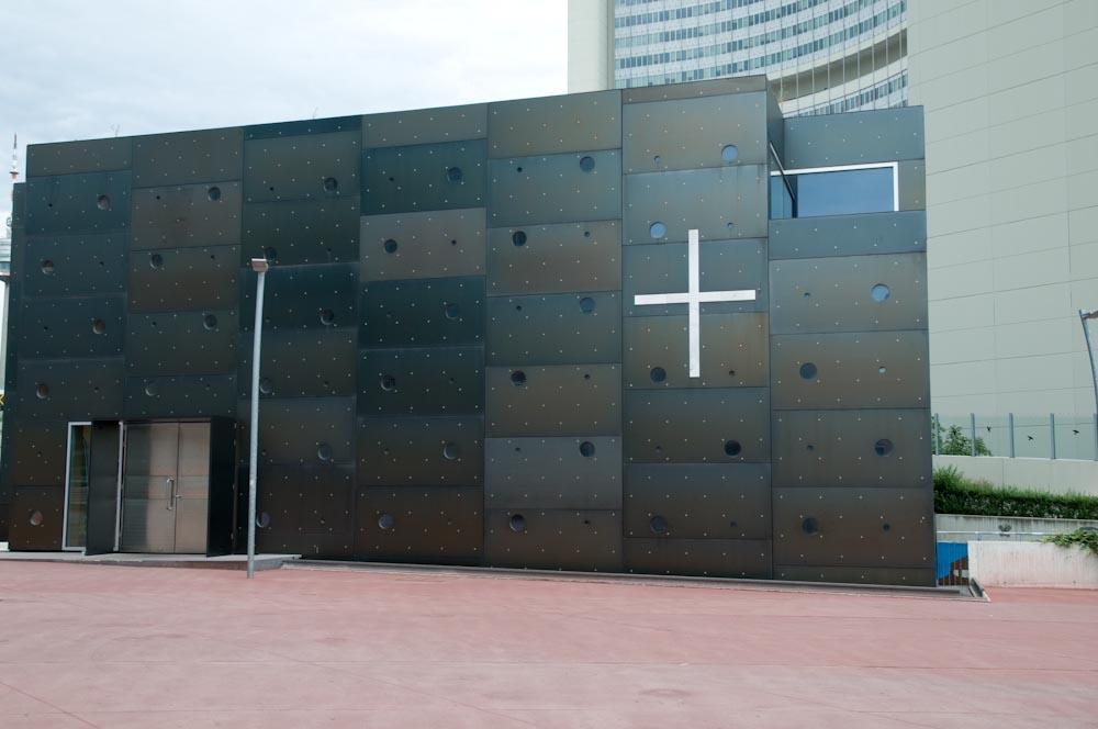 Panzer Kirche