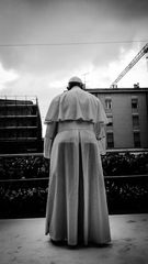 Papa Francesco a Mirandola, 2 aprile 2017