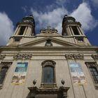 Pápa - Kirche (Szent István vértanú templom)