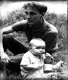 Papa Tom und Vincenzo