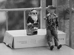 Paparazzi: Ken trifft den Weihnachtmann #MAM7004001