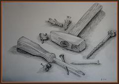 Papa´s Werkzeug....