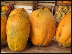 Papayas Peruanas