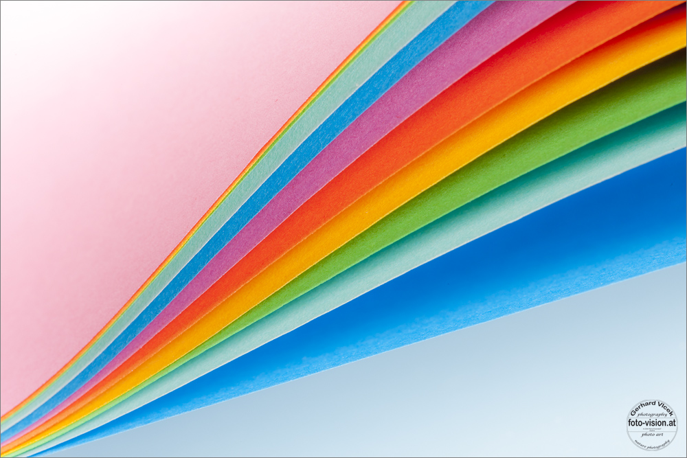 Papierfarben