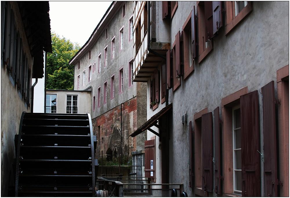 ... Papiermühle ...