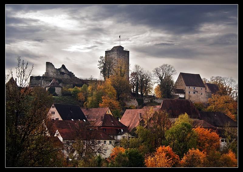 Pappenheimer Burg