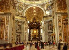 Papst Altar