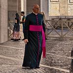 Papst Franziskus San Pietro Vaticano Roma