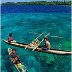 Papua colours