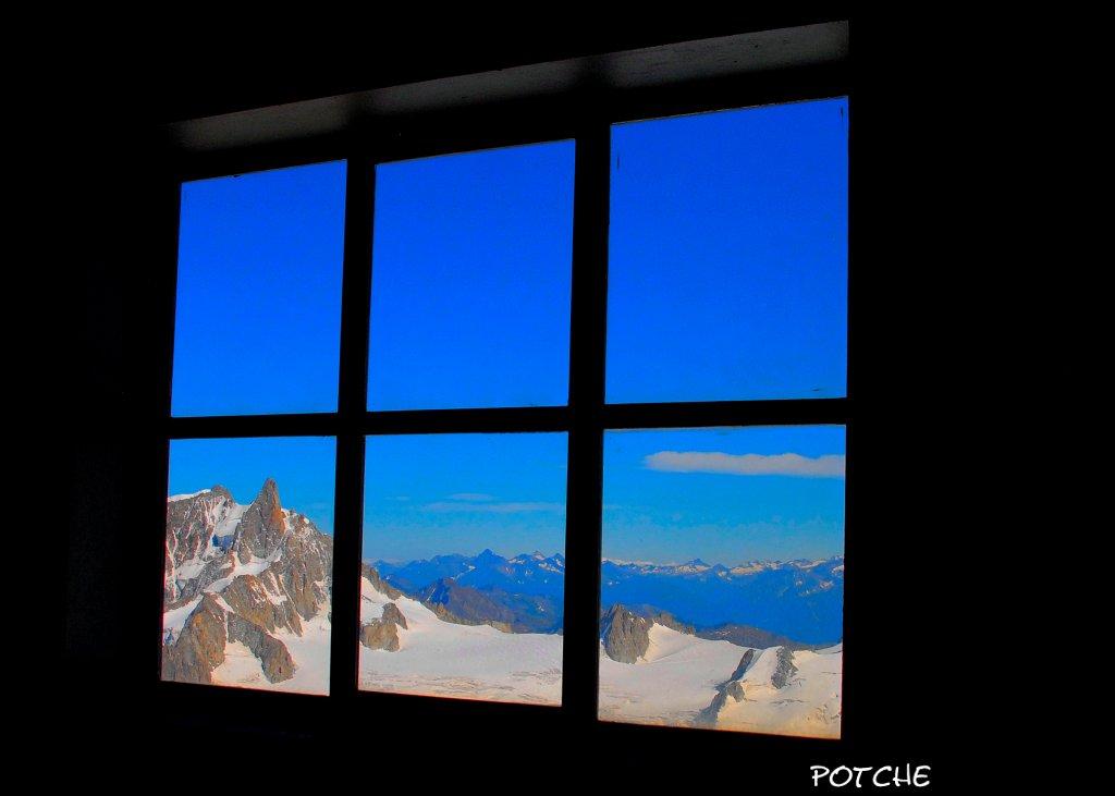 Par ma fenêtre...
