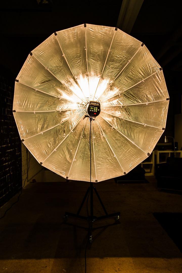Parabolschirm