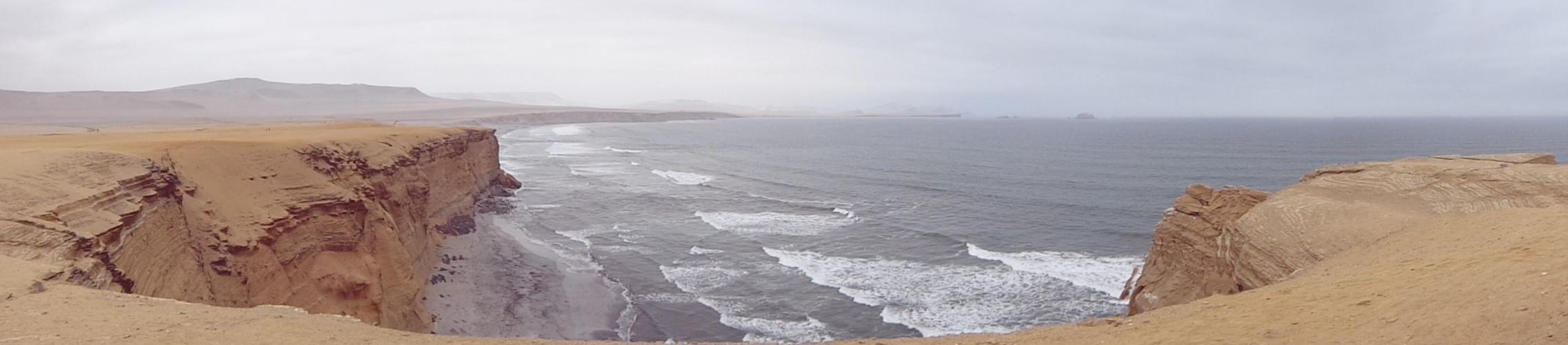 Paracas, playa misteriosa