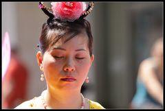 Parade der Kulturen 2010 (II) - Vertieft