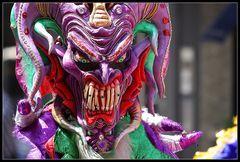 Parade der Kulturen 2010 (III) - Verschreckt