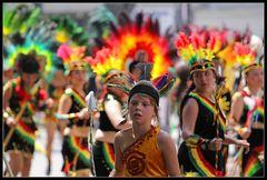 Parade der Kulturen 2010 (V) - Betanzt