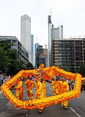Parade der Kulturen -Falun Dafa-