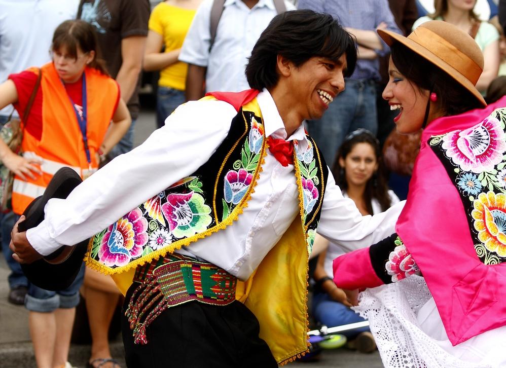 Parade der Kulturen ( IV )