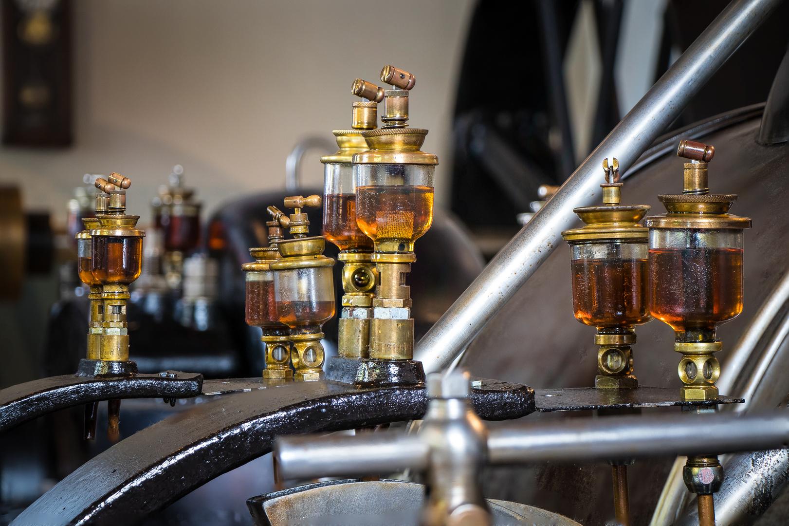 Parade der Öler
