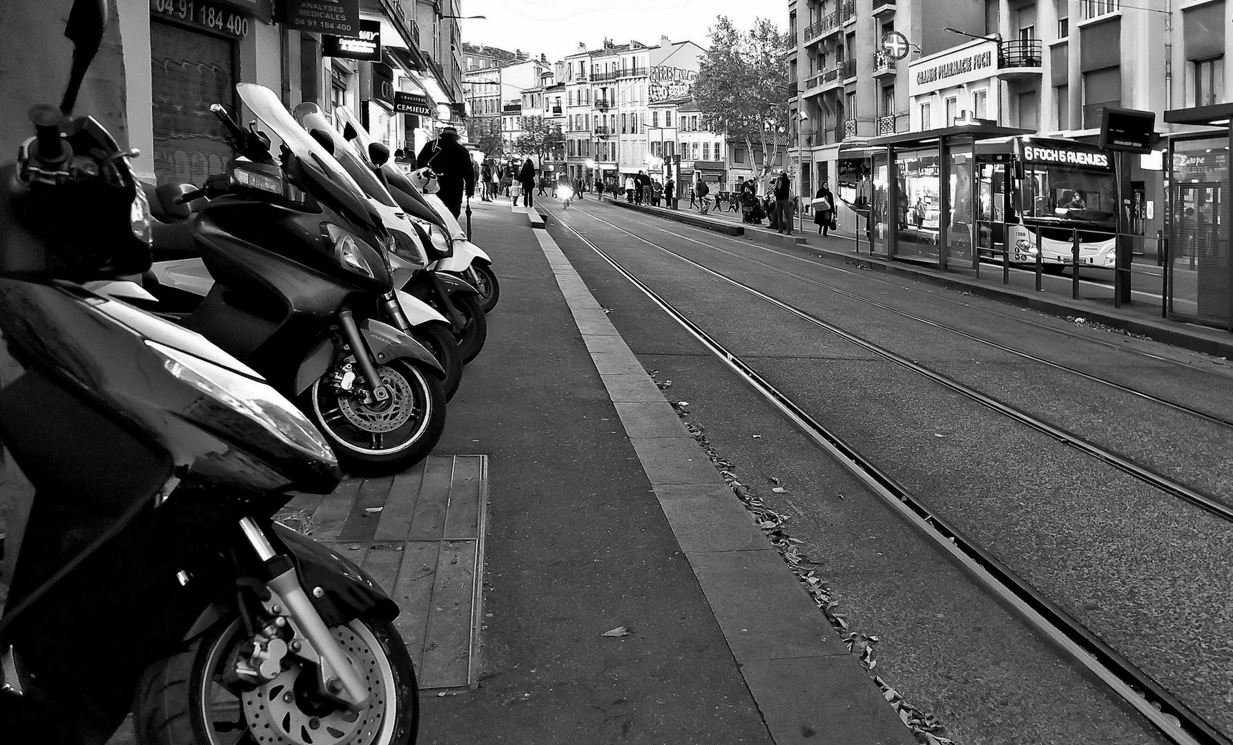 Parade urbaine