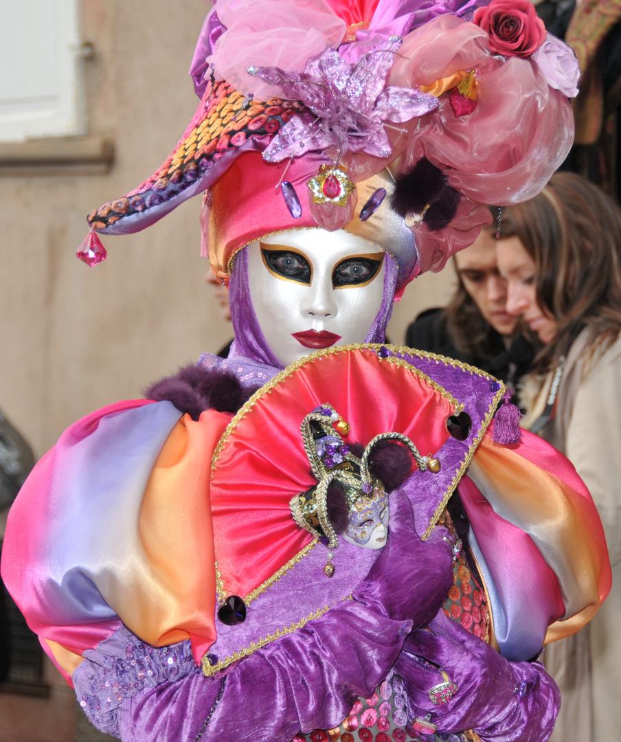 Parade vénitienne.