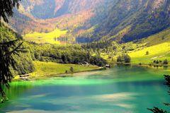 Paradiesische Momente am Königssee