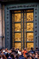 Paradis-Türen , Florenz