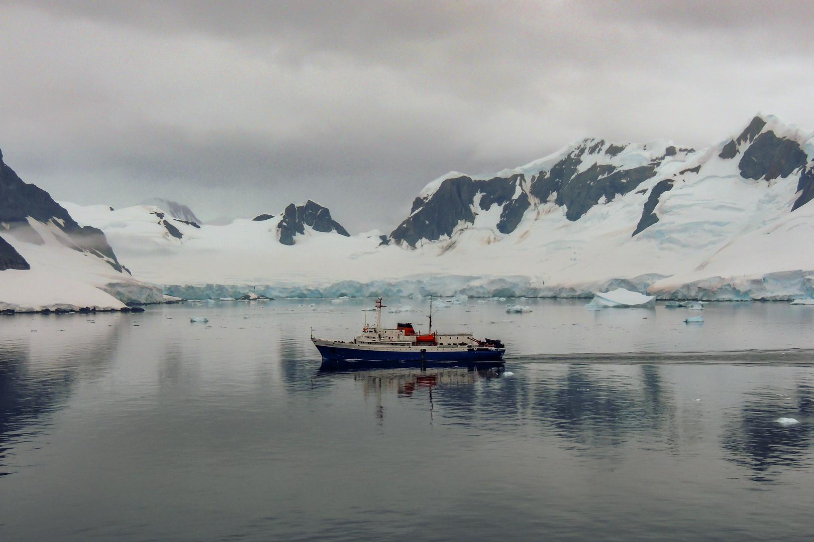 Paradise Bay, Antarktis