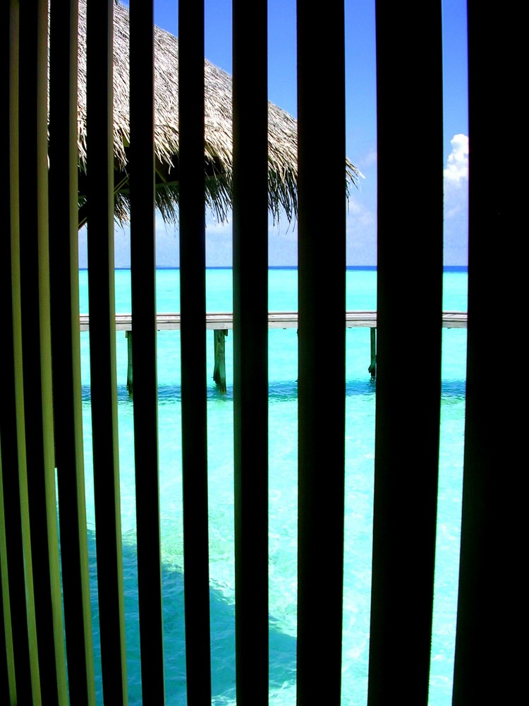 Paradise behind bars