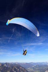 Paragliding - Dachstein