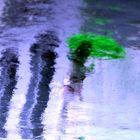paraguas green