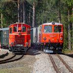 Parallelausfahrt von Alt-Nagelberg