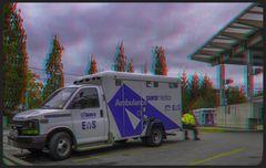 Paramedics of Toronto 3-D