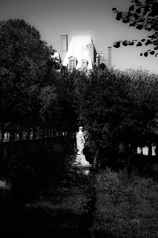 Parc chateau de fontainebleau