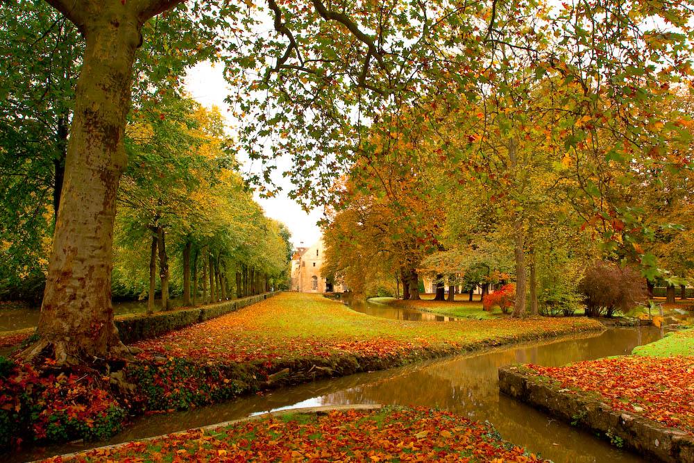 Parc de l'Abbaye de Royaumont