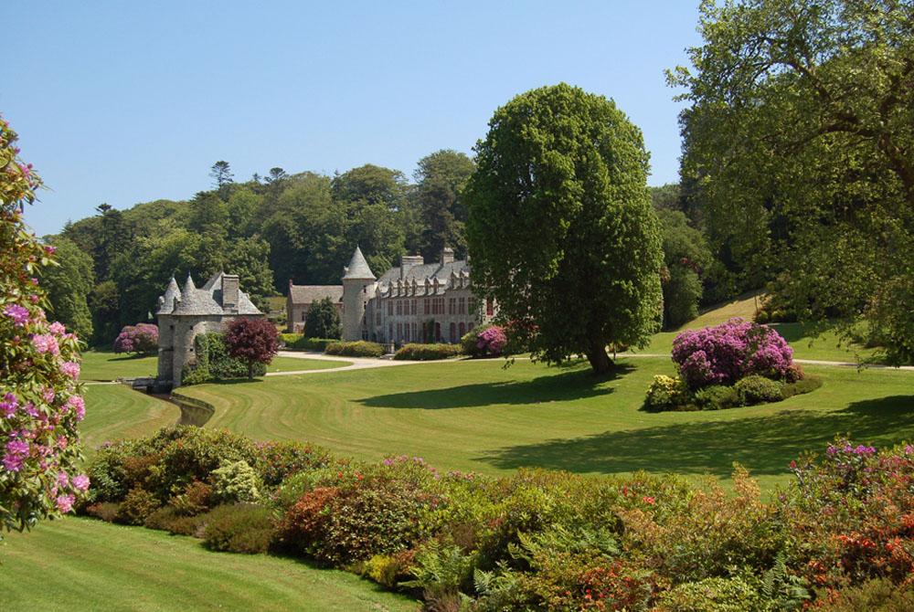 Parc de Nacqueville dans le Cotentin