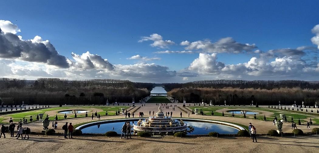 Parc de Versailles-2- version couleur