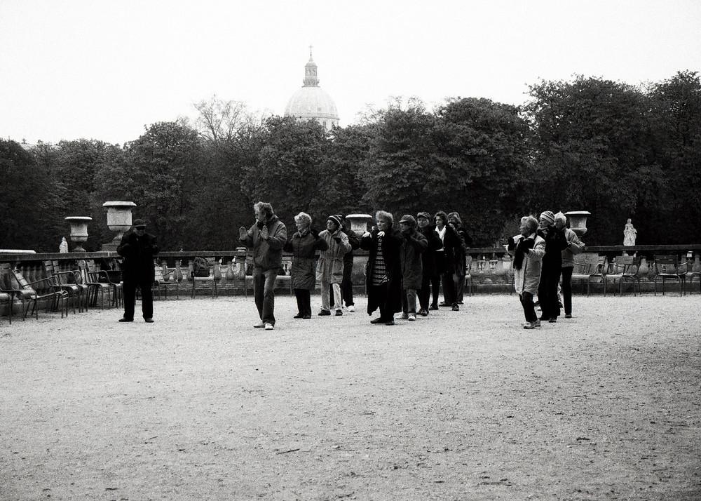parc du luxembourg