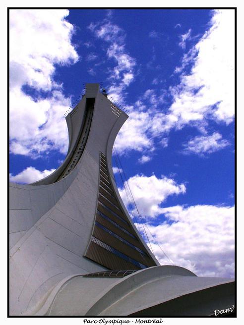 Parc Olympique - Montréal