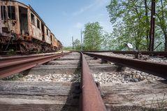 Parcheggio treni