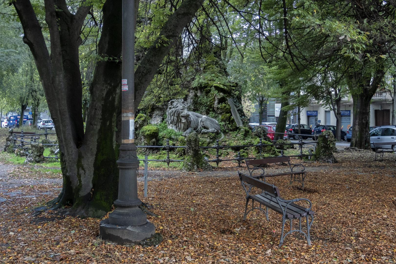 Parco dei Bersaglieri, Pavia
