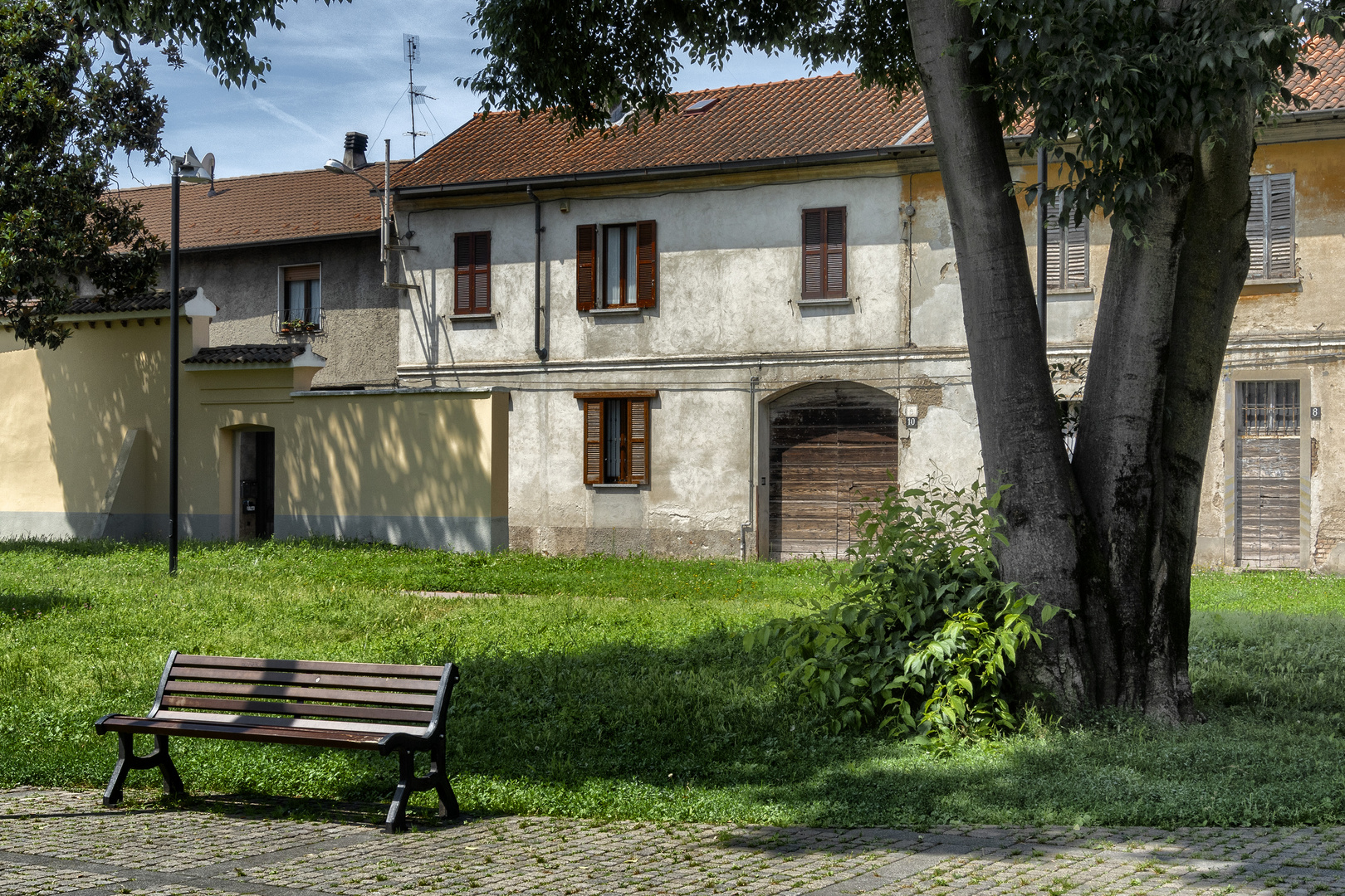 Parco Don Enrico Civillini, Pioltello