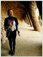 Parco Guell Barcellona