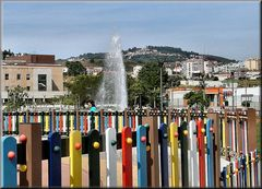 Parco infantile a Loures.