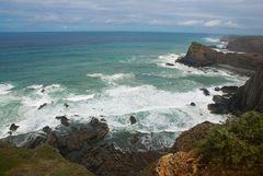 Parco Naturale del Sudovest Alentejano e della Costa Vicentina, in Algarve