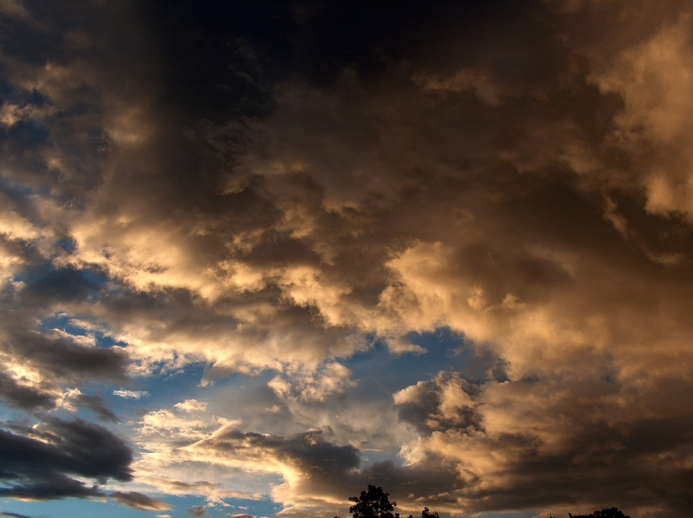 parece que el cielo arde!!!!!!!